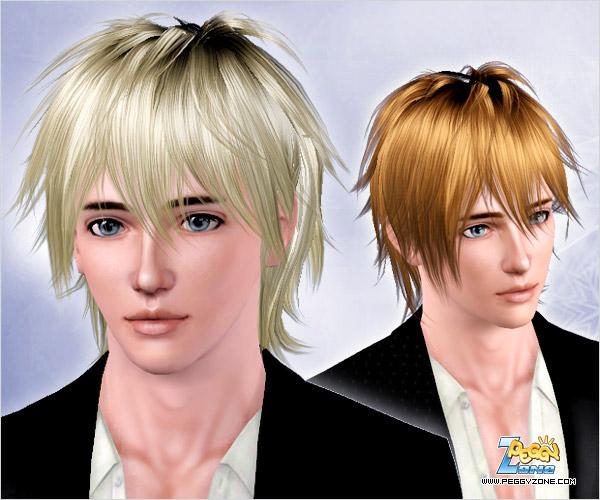 Excellent Sims 3 Haircut Male Cool Haircut Photo Blog Short Hairstyles Gunalazisus
