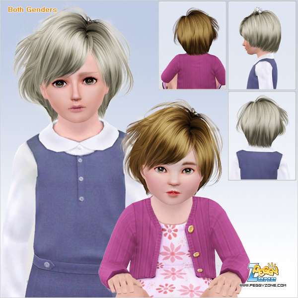 Just a little messy ID 538 by Peggy Zone for Sims 3