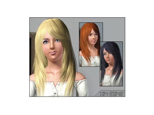 All the Sims 3 hairstyles ever created! We update everyday with new Sims3 hairs so stay tuned! Happy Simming! Let's talk!