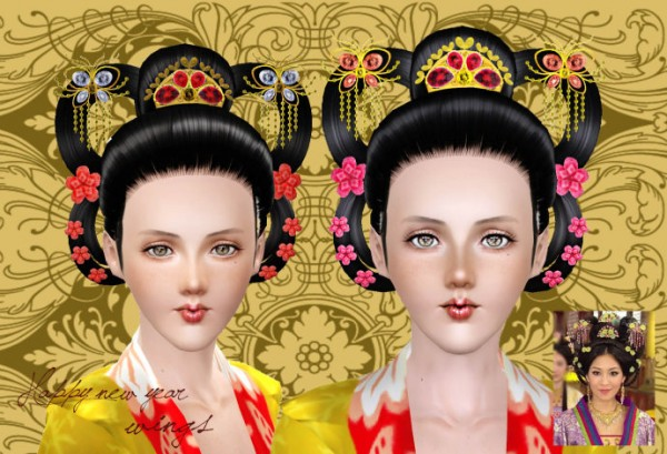 how to download new sims 3 hairstyles from simshair