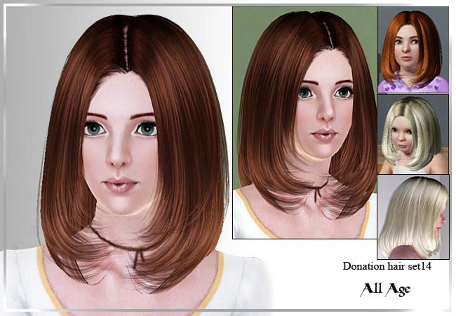 Программы для создания причёсок для симс 4