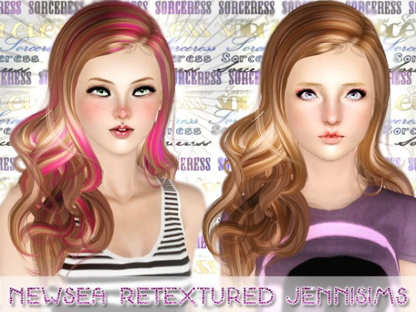 Cutly side hairstyle   Newsea Hair Nikita Retextured by jenni Sims for Sims 3
