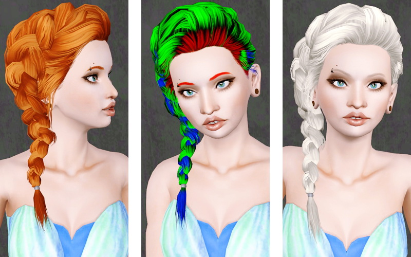 Marvelous Bohemian Side Braid Hairstyle From The Store Retextured By Short Hairstyles For Black Women Fulllsitofus