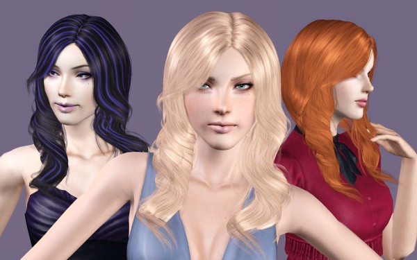 Cazys Emma retextured by Bring Me Victory for Sims 3