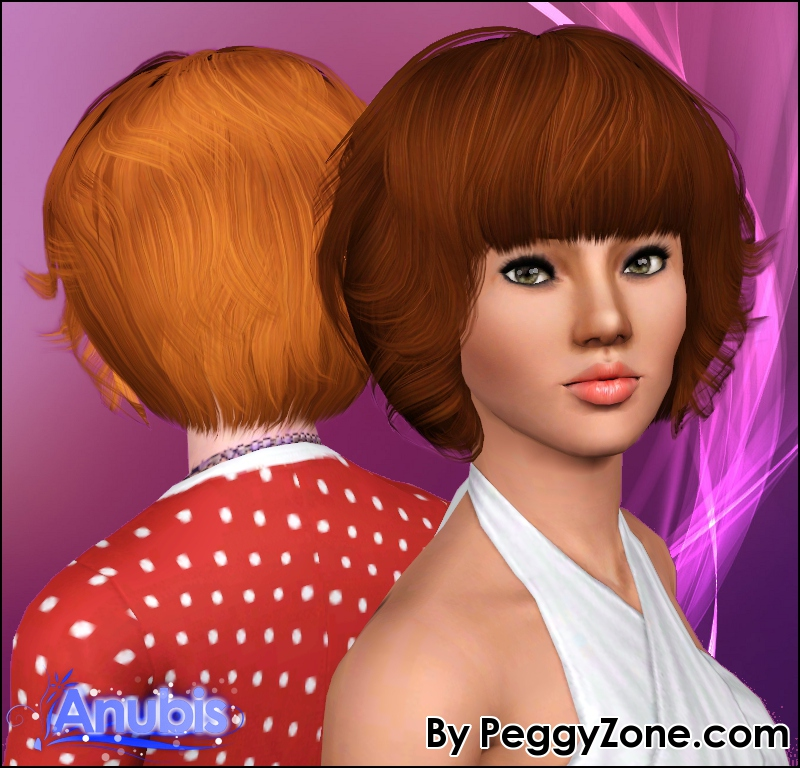haircuts 60 nicely bob with bangs hairstyle peggy 387 retextured by 2927