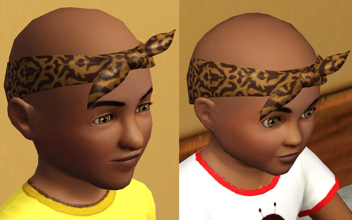 headband tupac shakur bandana by necrodog at mod the