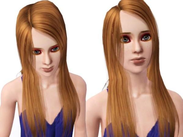 B Fly Sims B Fly Sims 123 Af Hair...