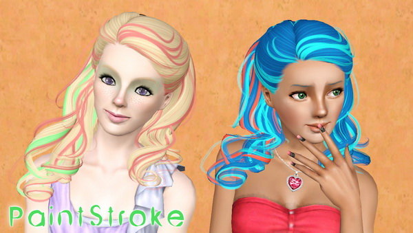 NewSea`s Thornbirds retextured by Katty for Sims 3