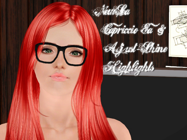 NewSeaCapriccio hairstyle retextured by Brad for Sims 3