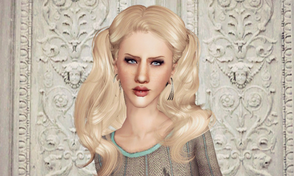 Newsea`s Goldleaf  retextured by Marie Antoinette for Sims 3
