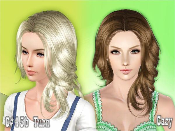 Причёски в симс 3 сверхъестественное