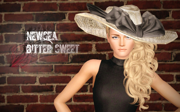 NewSea`s Bitter Sweet retextured by Brad for Sims 3