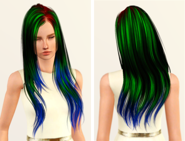 SkySims 147 retextured by Janita for Sims 3