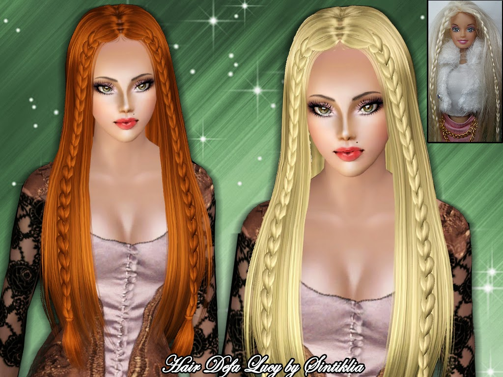 Pleasant Braided Hair For Sims 3 Braids Short Hairstyles For Black Women Fulllsitofus