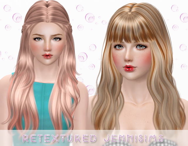 how make the hair style skysims 187 hairtstyles retextured by pocket sims 3 hairs 6518 | 6518