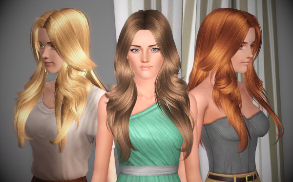 SkySims 81 retextured by Brad for Sims 3