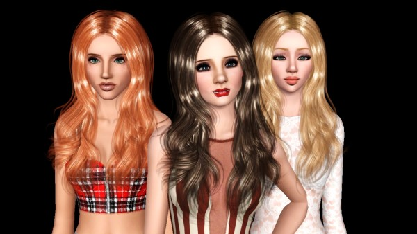 Cazy`s Navre retextured by Marie Antoinette for Sims 3