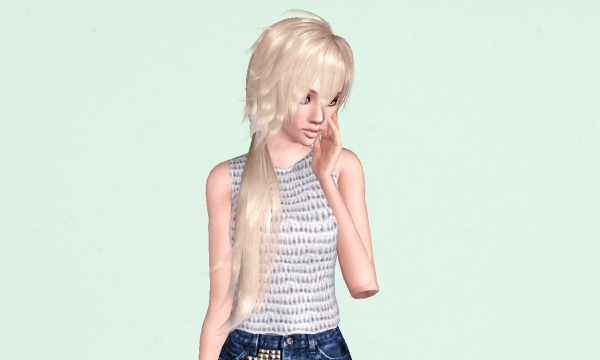Wild Child  Butterfly`s 43 retextured by Maire Antoinette for Sims 3