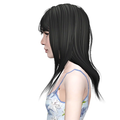 Newsea`s Sandy hairstyle retextured by Sjoko for Sims 3