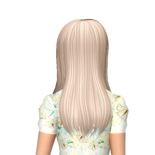 Alesso`s Infinite hairstyle retextured by Sjoko for Sims 3