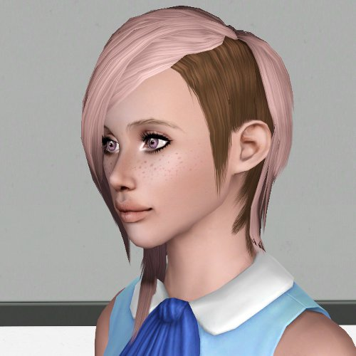 Midnight Hollow Hairsstyles retextured by Sjoko for Sims 3