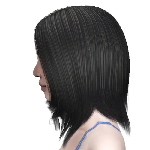 Cazy`s Faye hairstyle retextured by Sjoko for Sims 3