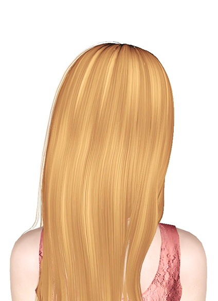 Fringed bangs Peggy`s 881 hairstyle retextured by Jas for Sims 3