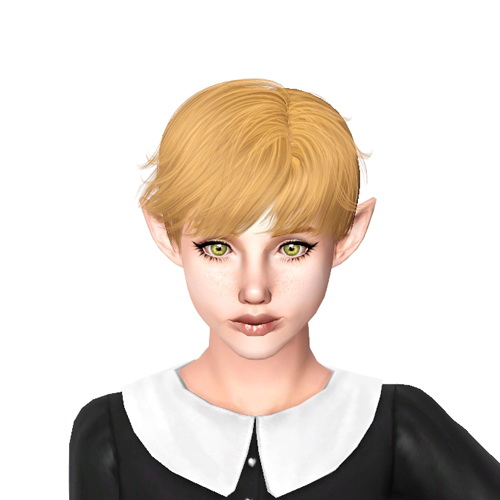 Newsea`s Chuck hairstyle retextured by Sjoko for Sims 3