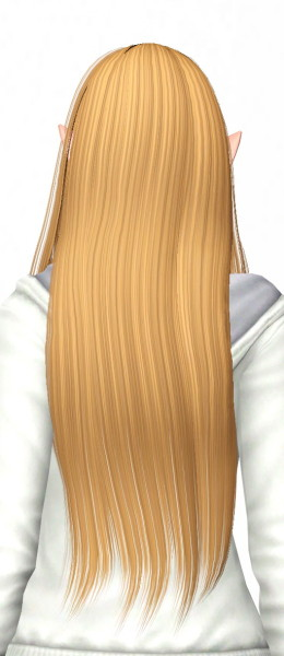 Peggy`s 6495 hairstyle retextured by Sjoko for Sims 3