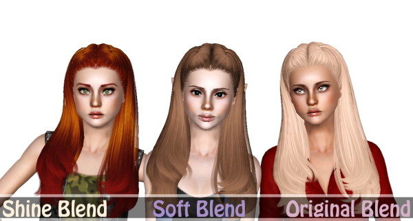 Skysims 67 hairstyle retextured by Sjoko for Sims 3