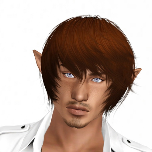 Cazy`s Notorious hairstyle retextured by Sjoko for Sims 3