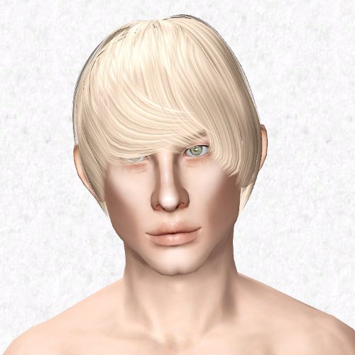 DavidSims Lambido hairstyle retextured by Sjoko for Sims 3