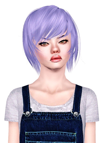 Coolsims 56 hairstyle retextured by Jas for Sims 3