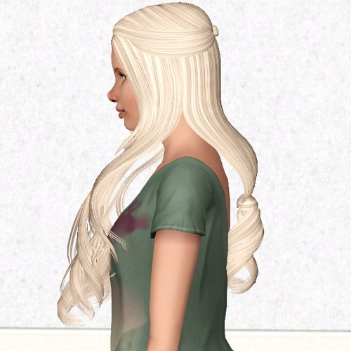 Skysims 74 hairstyle retextured by Sjoko for Sims 3