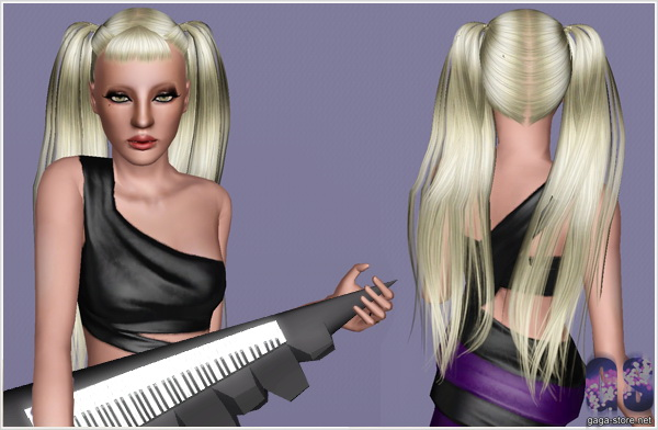 BTW Hairstyle by David Sims  for Sims 3