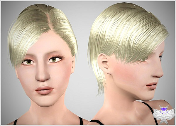 Short Hairstyle by David   for Sims 3