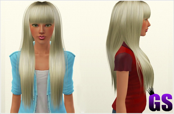 Perfect Hairstyle by David Sims for Sims 3