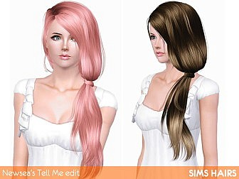 Newsea-J152-Tell-Me-hairstyle-edit-by-Sims-Hairs-1