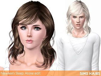 Newsea-Sleep-Alone-Haistyle-edited-by-Sims-Hairs-1