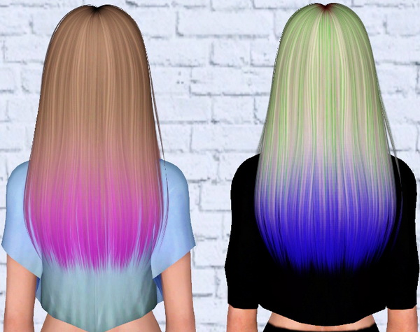 Nightcrawler Hairstyle 12 Retextured by Electra for Sims 3