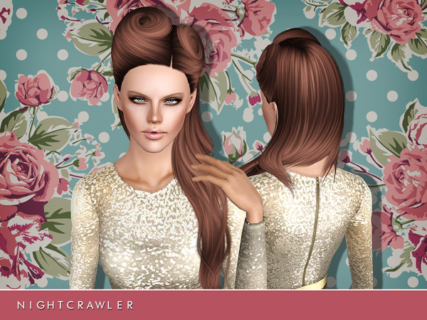 Snails Hairstyle 21 by Nightcrawler for Sims 3