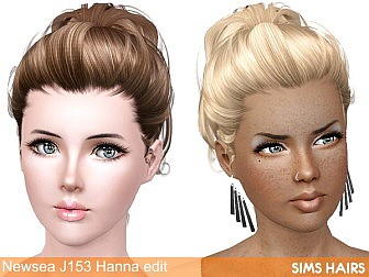 Newsea-J153-Hanna-hairstyle-retexture-by-Sims-Hairs-1