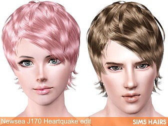 Newsea-J170-Heartquake-hairstyle-retextured-by-Sims-hairs-1