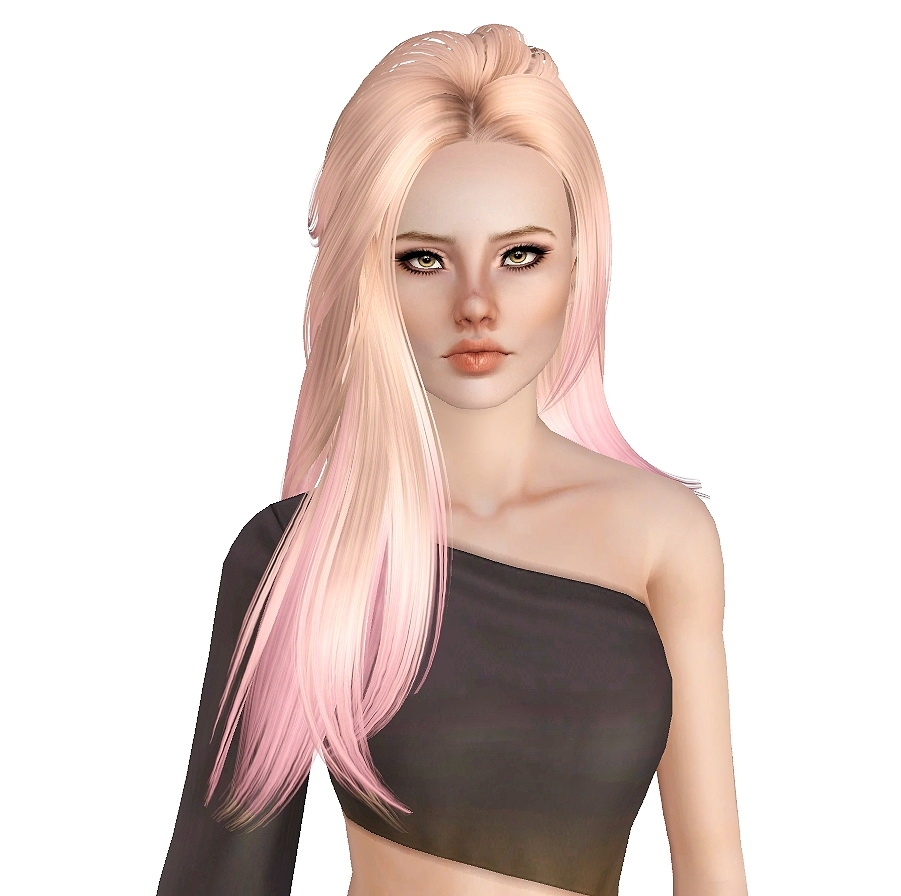 Hair - Store - The Sims 3