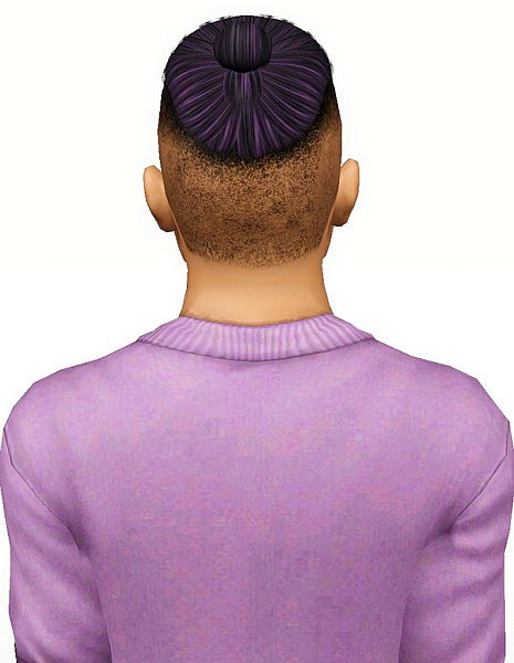 Nightcrawler M06 hairstyle retextured by Pocket for Sims 3