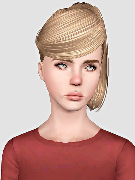 Butterflysims 130 hairstyle retextured by Sweet Sugar for Sims 3