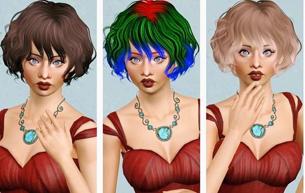 Newsea Blossom Story Edit (short) by Goguma Yang for Sims 3