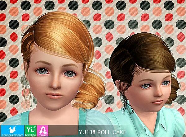 Симс 3 скачать причёску для подростков