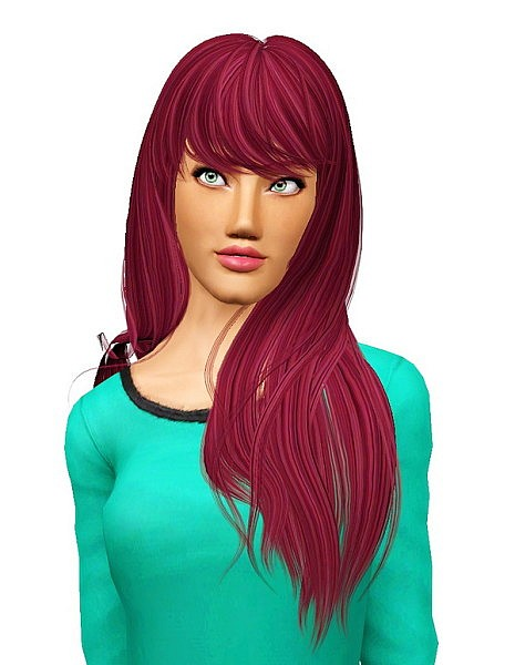 Newsea`s Sandy hairstyle retextured by Pocket for Sims 3