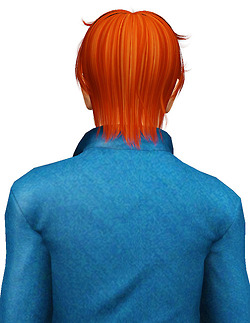 Newsea`s Benjiman hairstyle retextured by Pocket for Sims 3